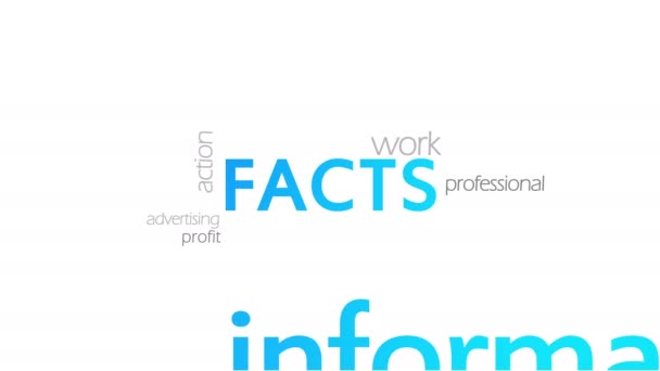 Facts, Typography Animation