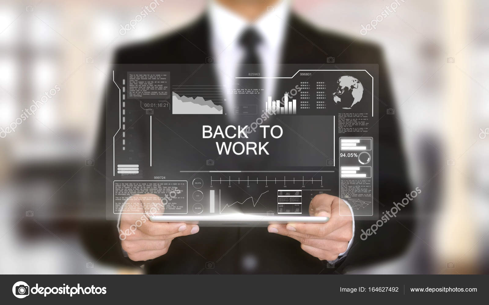Back To Work : Getting back to work five tips to get yourself working at full