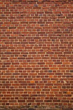 background of a bickstone wall