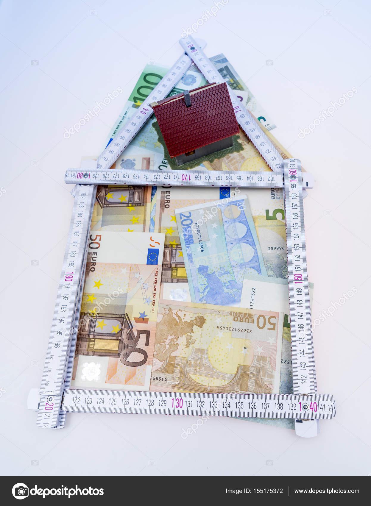 Casa di modello e regola pieghevole per progetto foto for Modello di casa