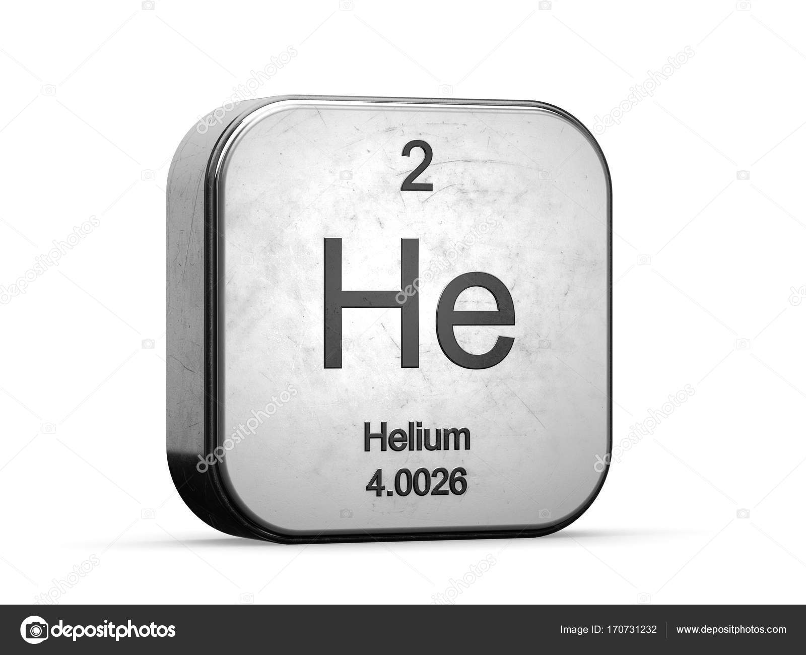 Helium element from the periodic table stock photo conceptw helium element from the periodic table stock photo urtaz Choice Image