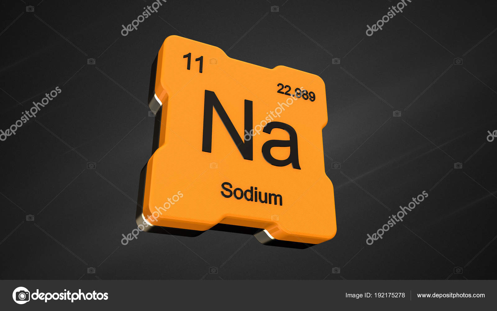 Sodium element number periodic table futuristic yellow icon nice sodium element number 11 from the periodic table on futuristic yellow icon and nice lens flare on noisy dark background 3d render photo by conceptw urtaz Image collections