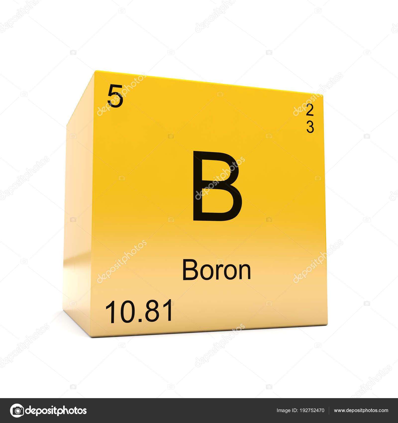 Smbolo del elemento qumico boro tabla peridica aparecen cubo smbolo del elemento qumico boro tabla peridica aparecen cubo amarillo fotos de stock urtaz Gallery