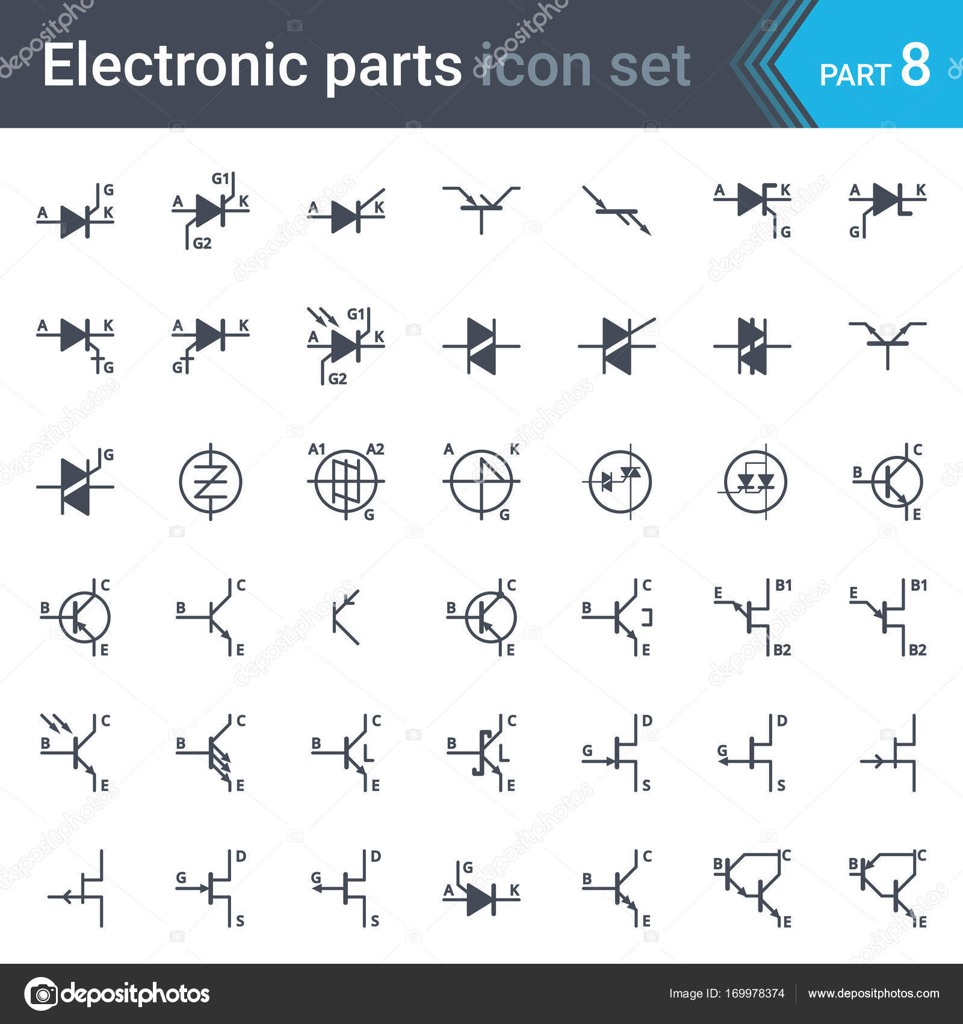 Nett Elektrische Diagramme Symbole Galerie - Schaltplan Serie ...