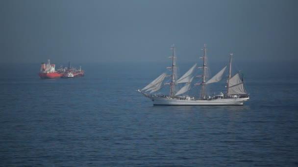 Valparaiso régi hajó