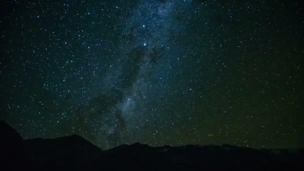 Stars in Chile, Timelapse. 4K