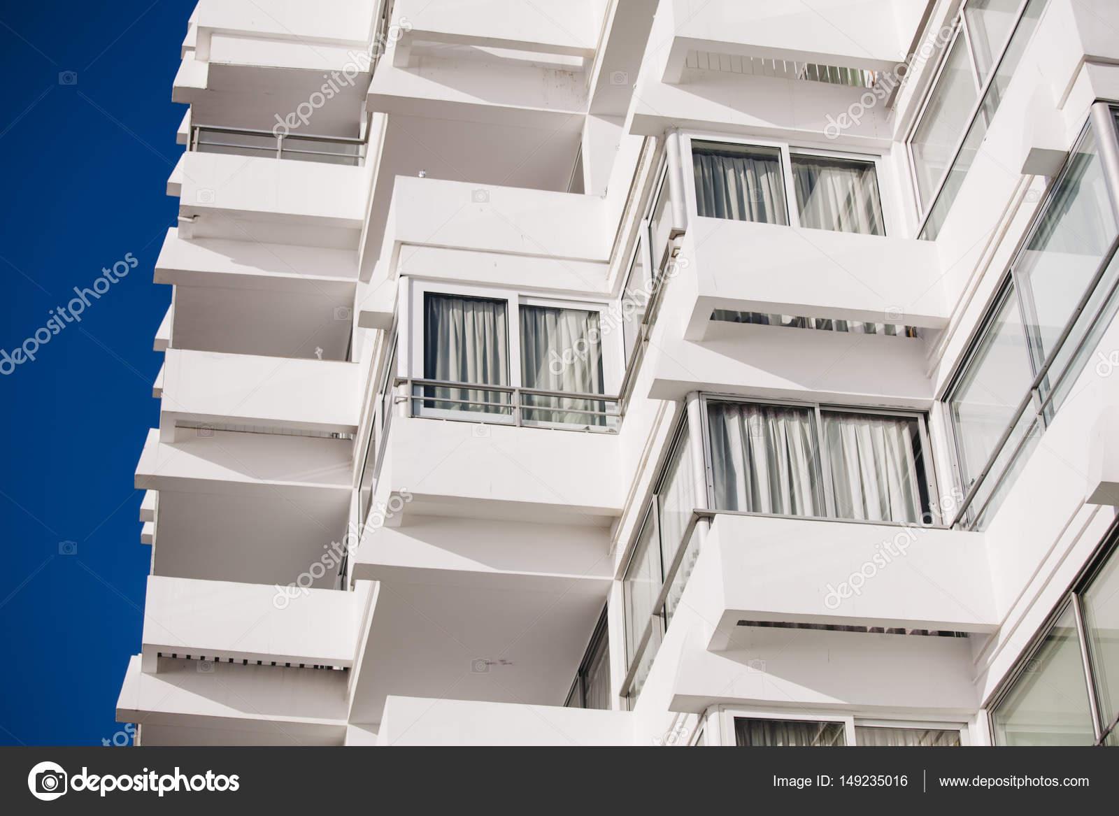 Balkon Detail Vina Del Mar Stockfoto C Erlucho 149235016