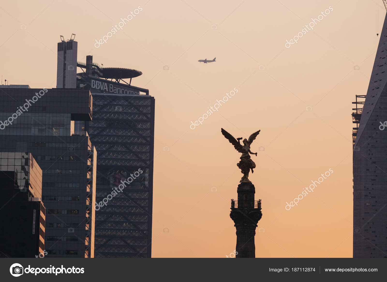 Independence Angel Mexico City Stock Editorial Photo Erlucho