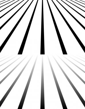 abstract, vanishing lines background