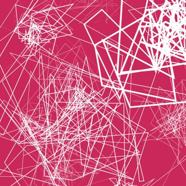 sketchy lines abstract background