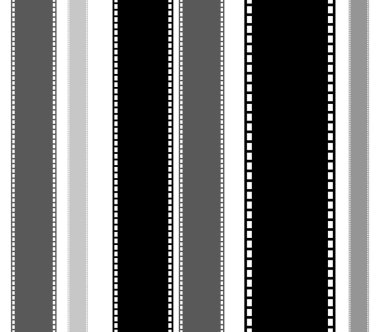 Blank Filmstrips set