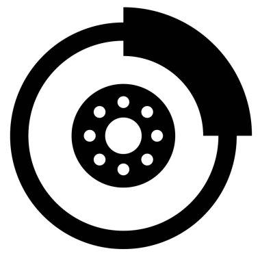 Brake disc car