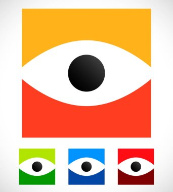 Eye shapes over square