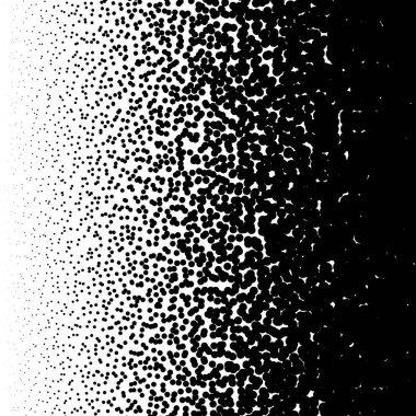 Random circles pattern.
