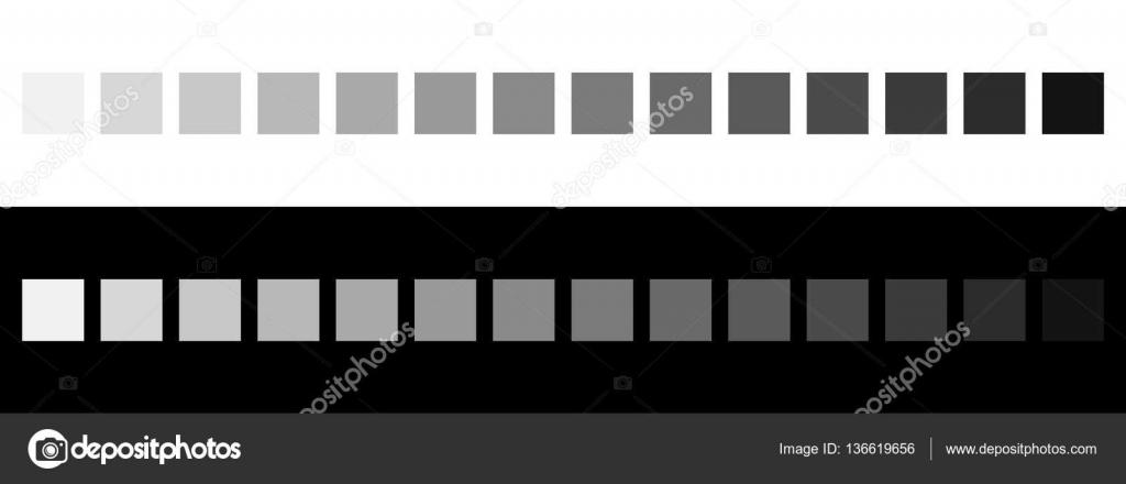 colores en escala de grises en blanco y negro u ilustracin de stock