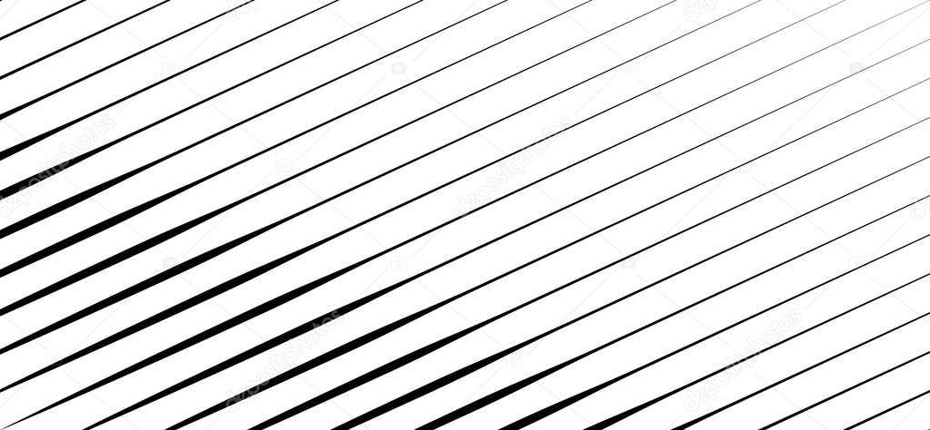 Slanting oblique geometric pattern.