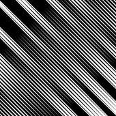 černý a bílý geometrický vzor