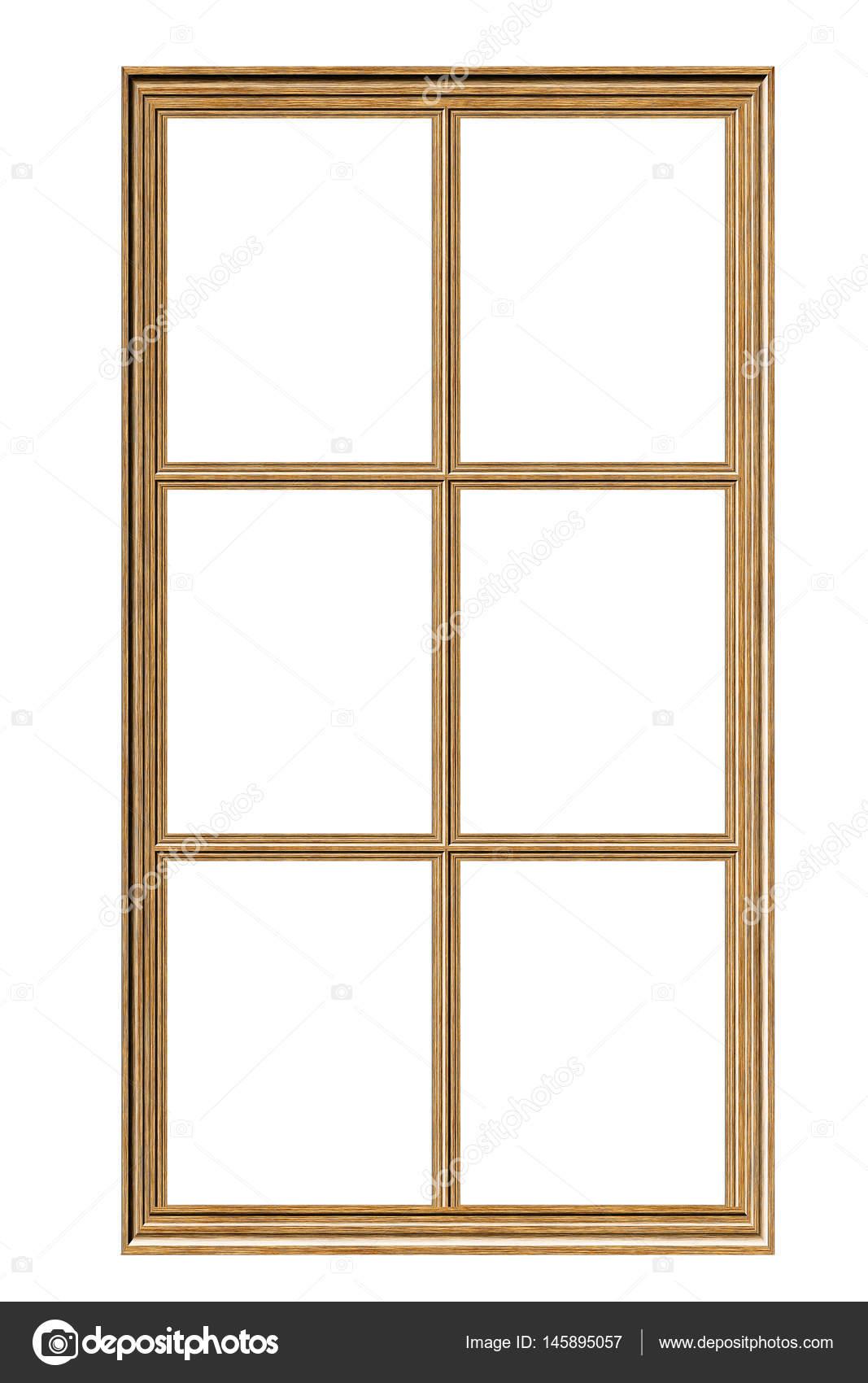 ch ssis de fen tre en bois photographie artshock 145895057. Black Bedroom Furniture Sets. Home Design Ideas