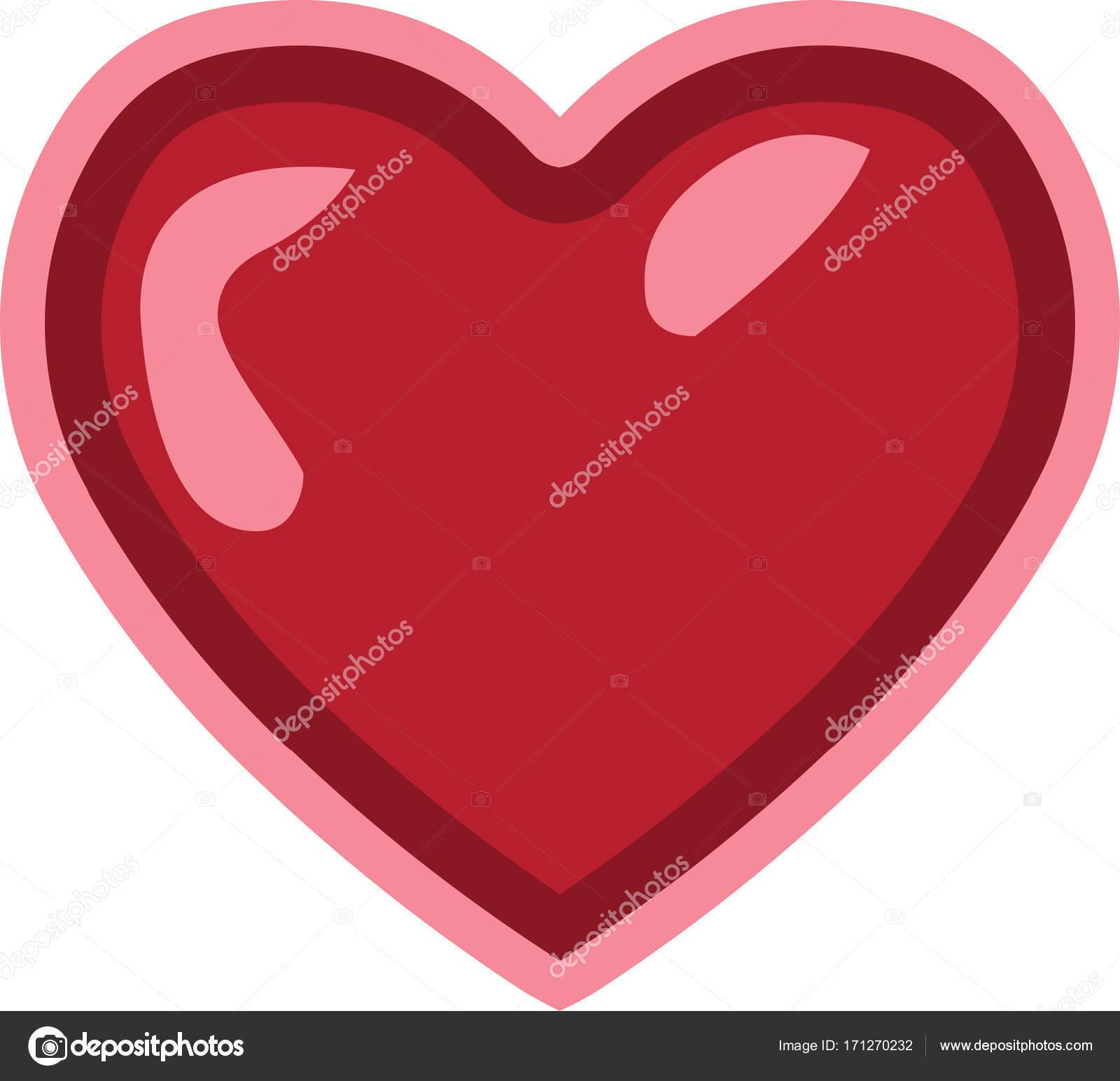 Símbolo de Navidad corazón etiqueta icono de Navidad — Vector de ...