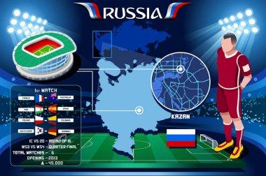 Russia Kazan Rubin Stadium