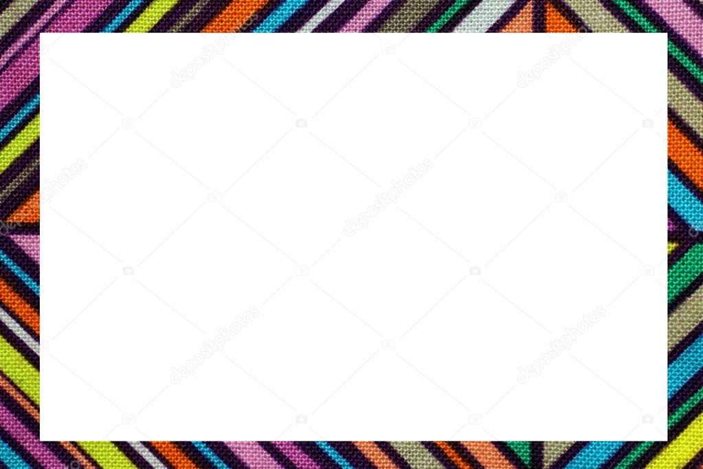 marco de líneas oblicuas de color con espacio para escribir tu texto ...