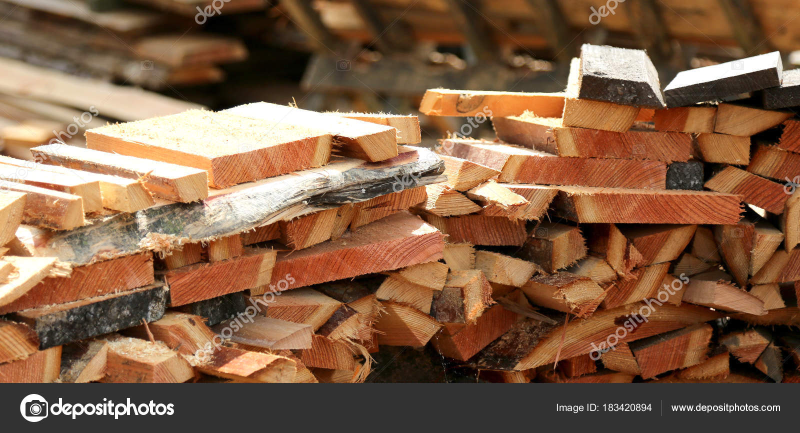 Getting Woodpile Ready For Winter >> Woodpile Ready For Winter Stock Photo C Chiccododifc 183420894