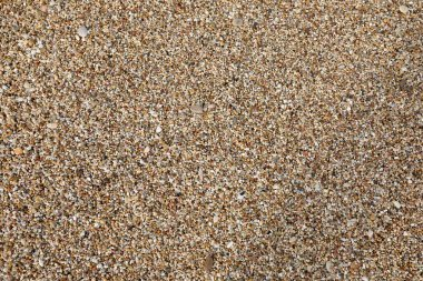 Thousands and thousands of many small pebbles