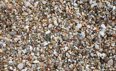 backdrop of many stones