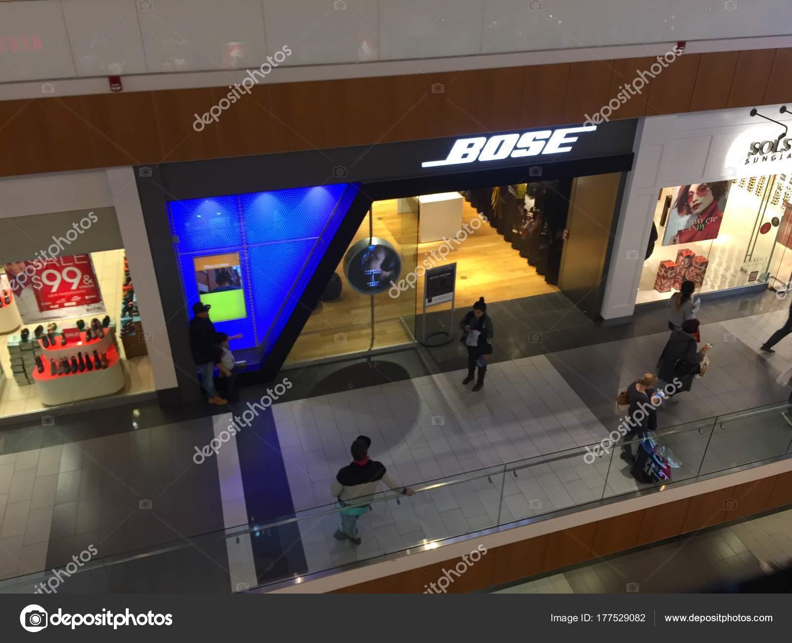 Long Island 2017 Bose Audio Elektronik Firma Ladenfront ...