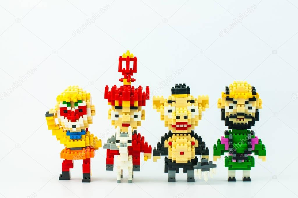 Journey to the West Micro Blocks