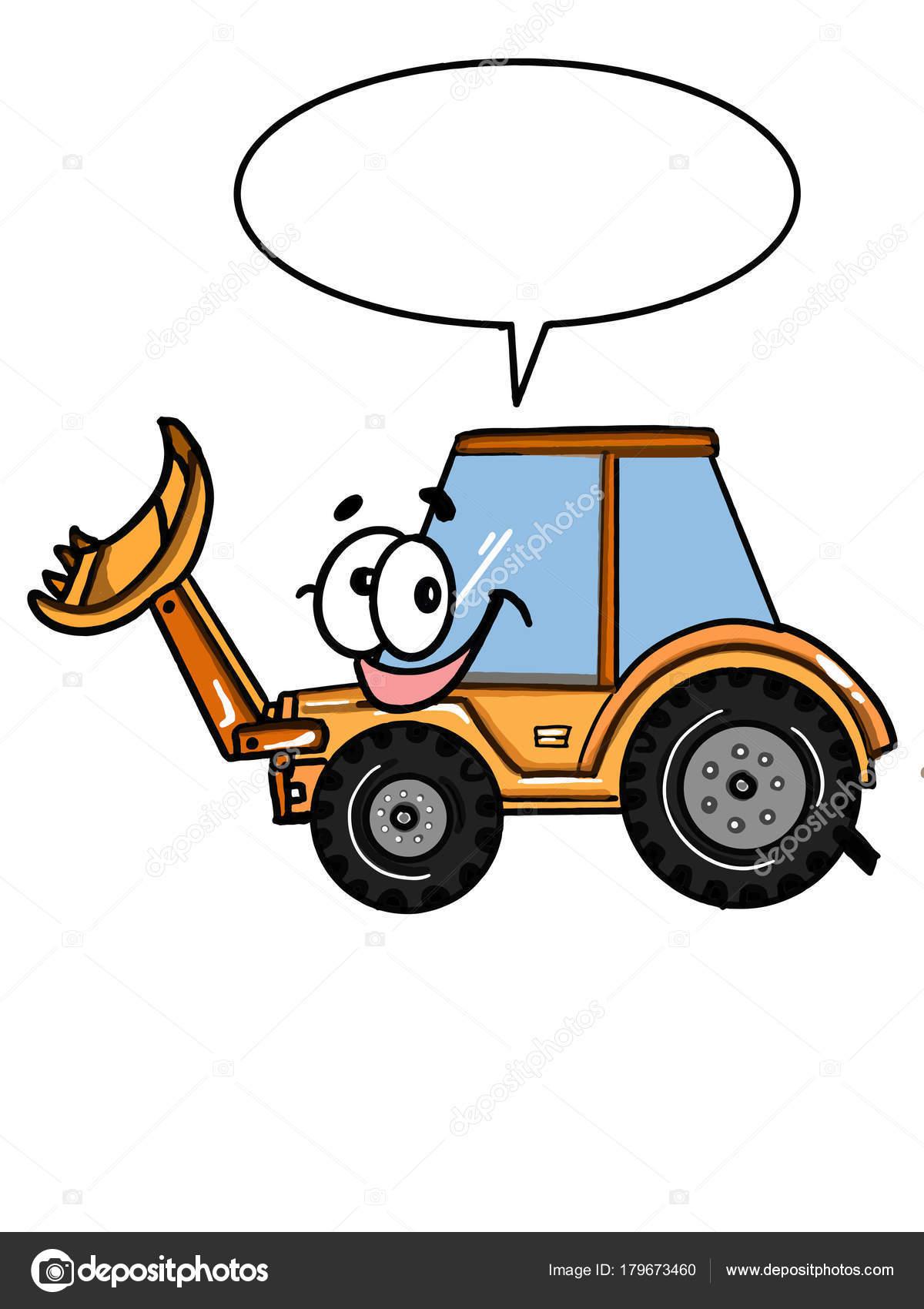 caminhão bonito veículo trator para colorir desenho ilustração dos