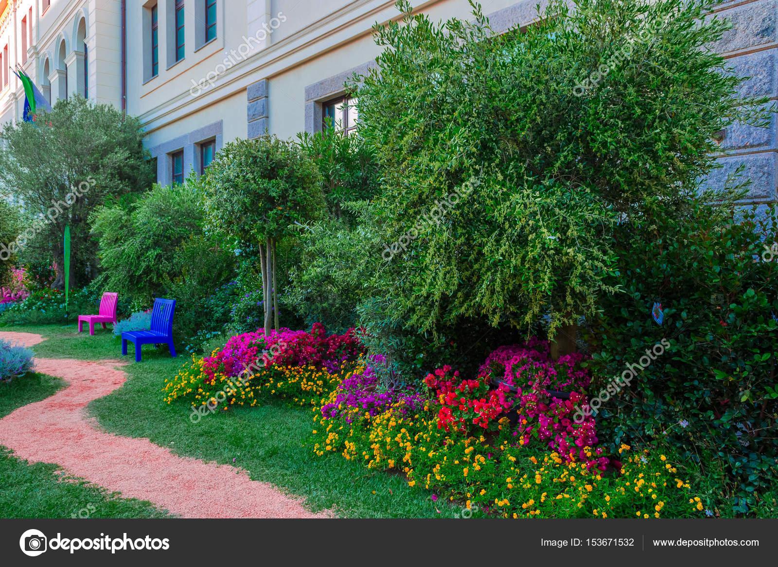 Gärten In Der Stadt Stockfoto Fenomeno79 153671532
