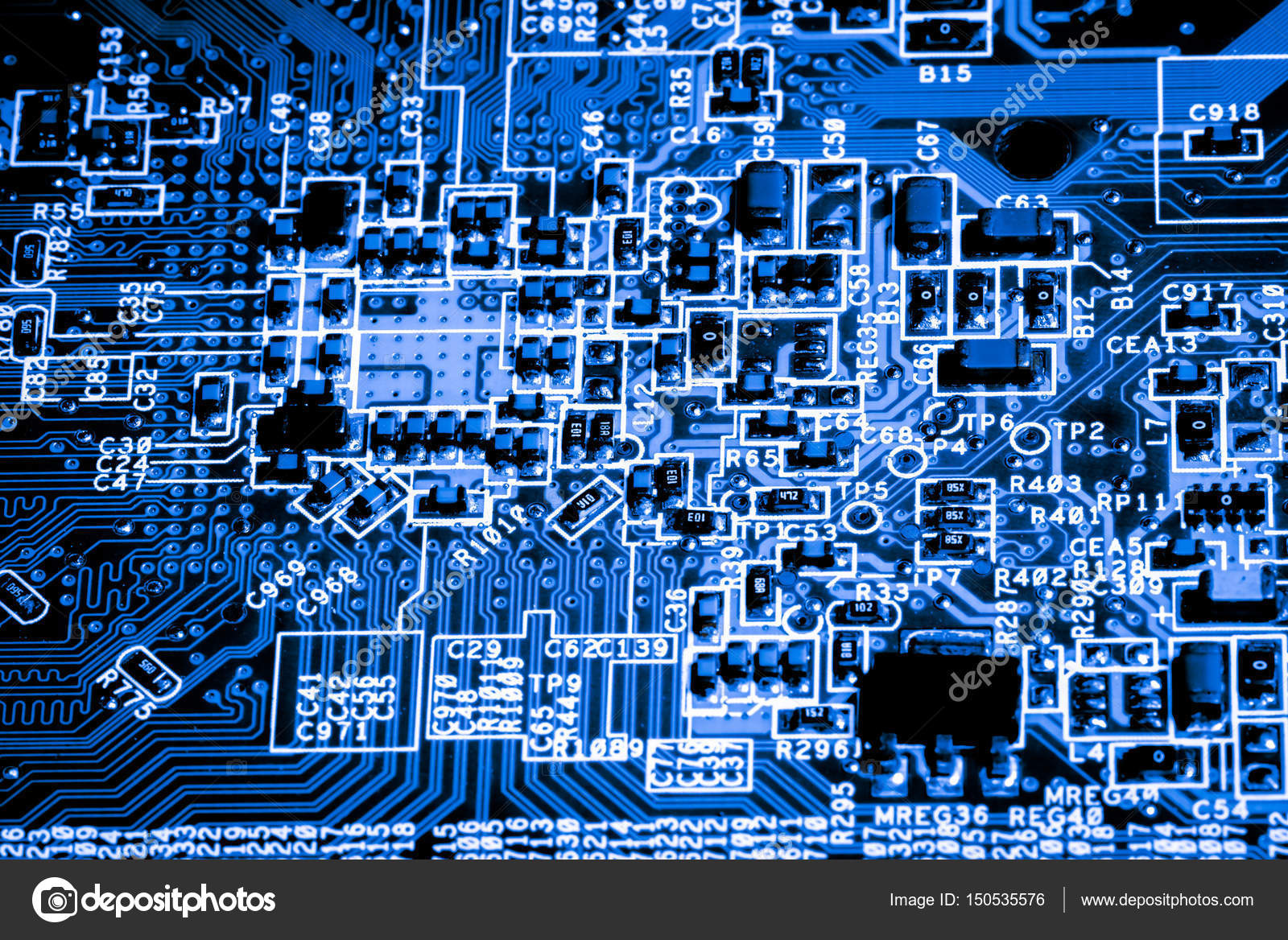 Close Up Of Electronic Circuits In Technology On Mainboard Download Electric Circuit Software Electronica Background Main Boardcpu Motherboardlogic Boardsystem Board Or Mobo Photo By
