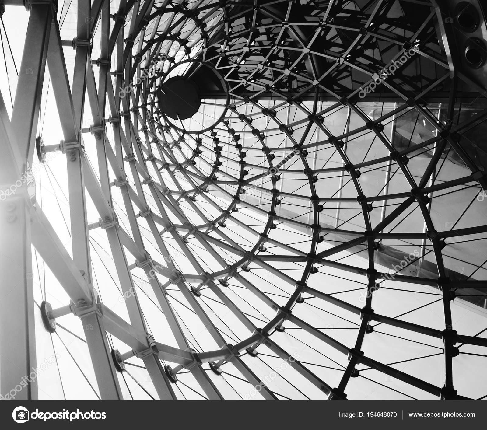 Abstrait Noir Blanc Architectural Photographie Totook