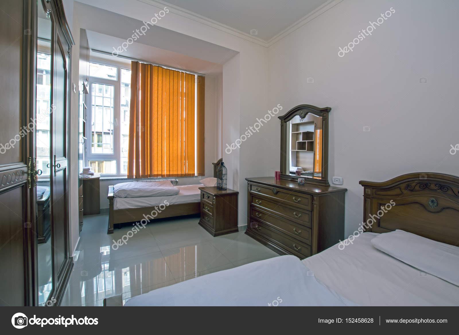 Yerevan armenia 16 aprile 2017: un moderno appartamento camera da