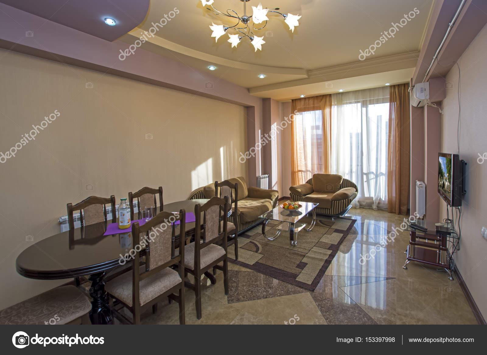 Yerevan Armenien 17 April 2017 Ein Modernes Apartment
