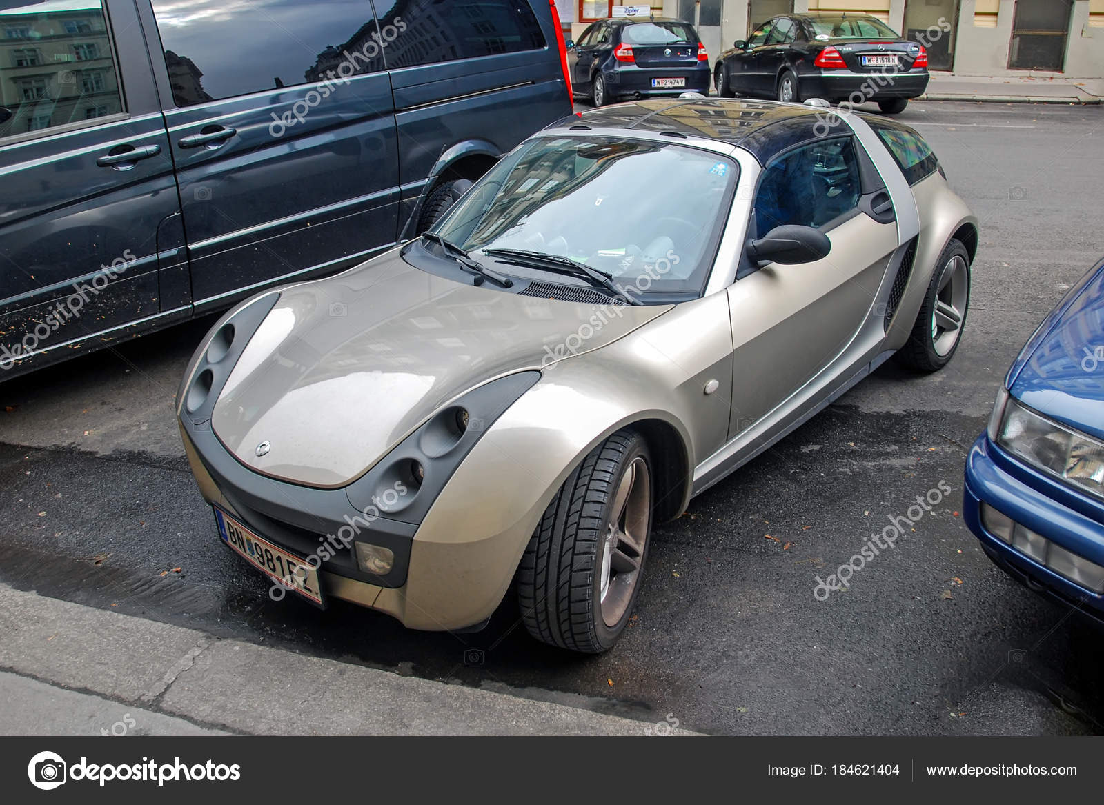 smart sportwagen