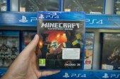 Minecraft videohra na Sony Playstation 4
