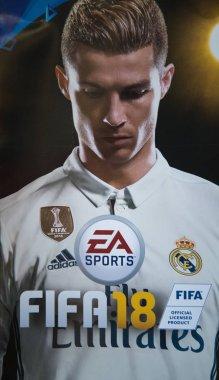 Fifa 18 poster