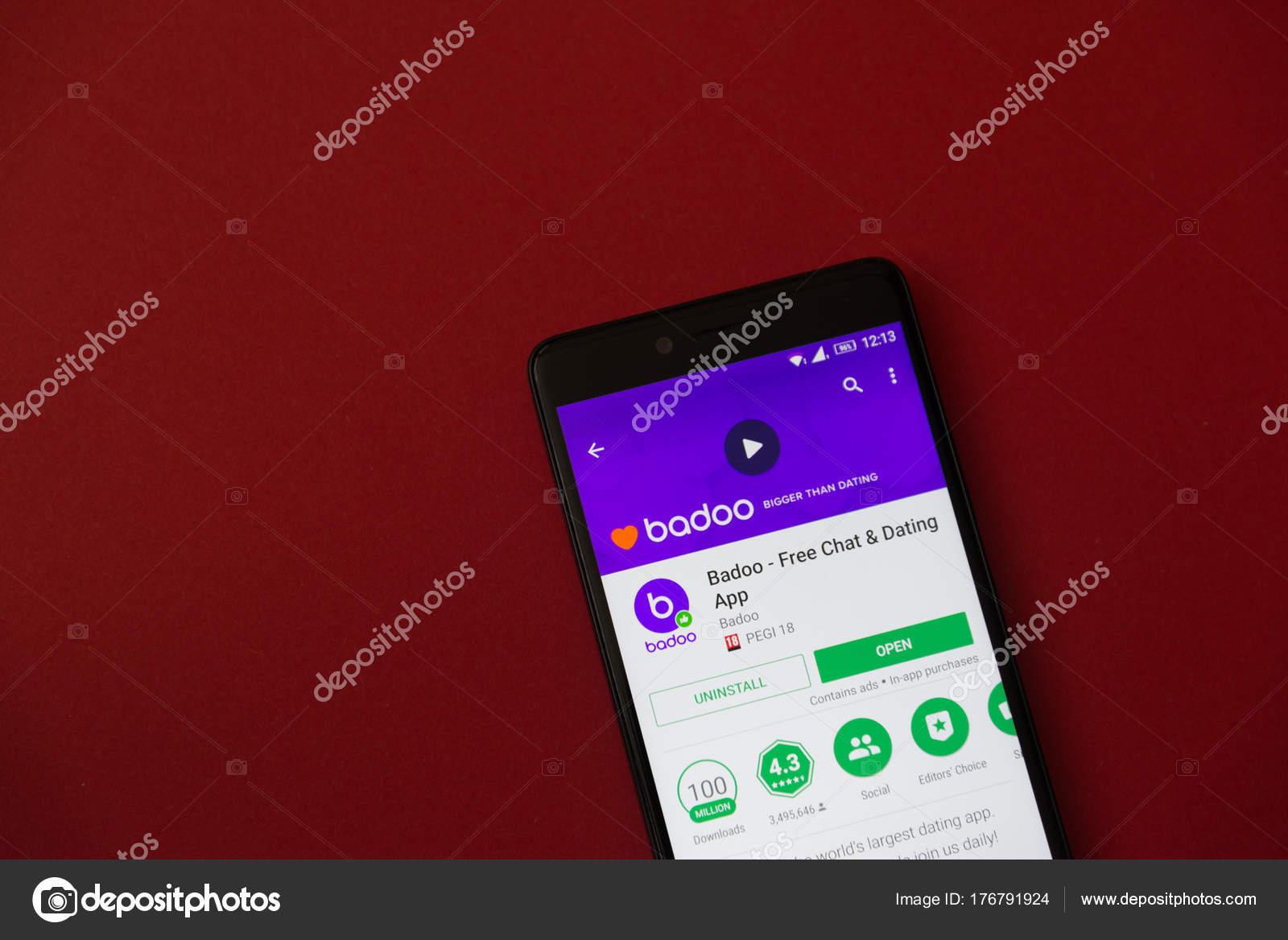 Google badoo app