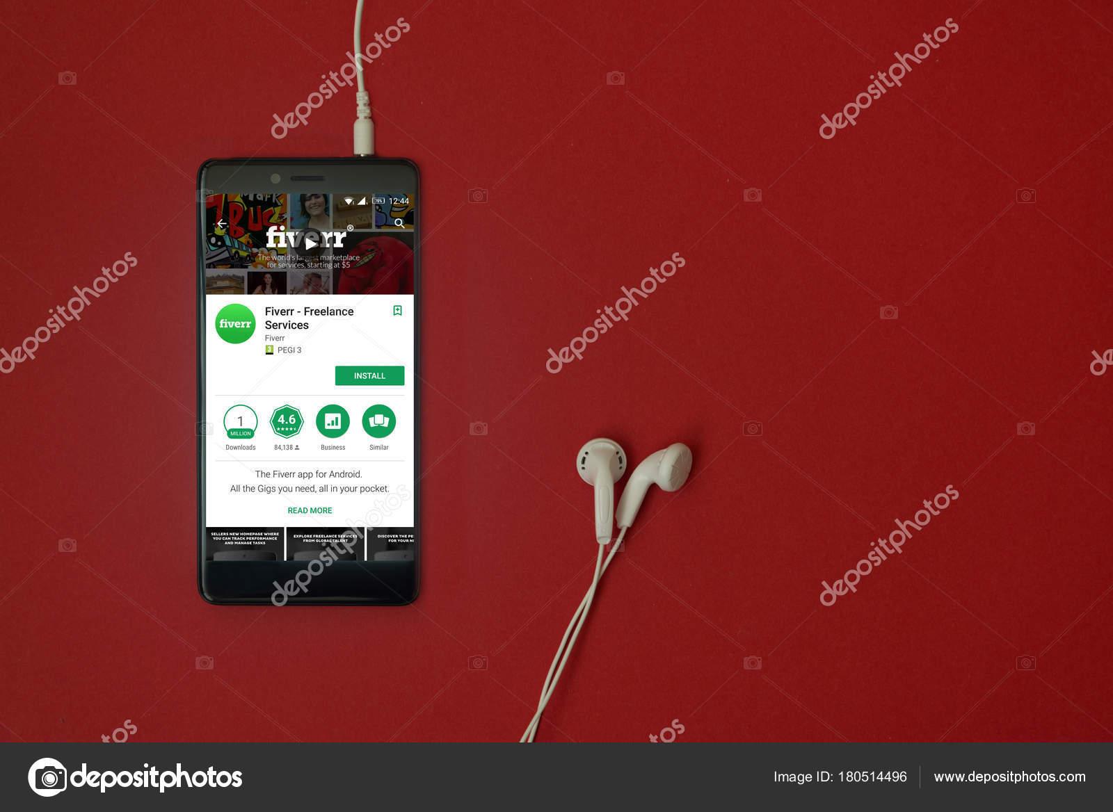 fiverr application download