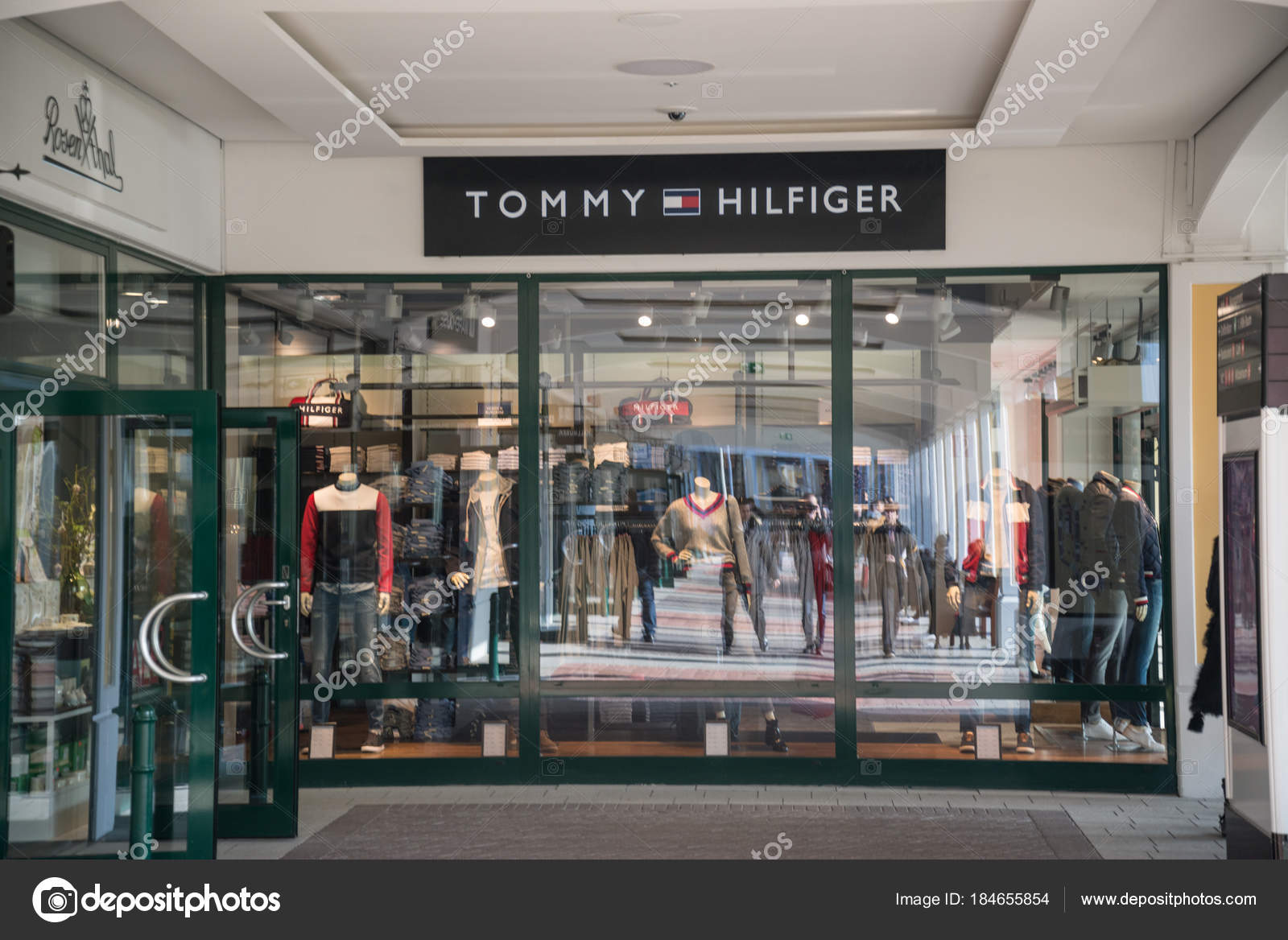 promo code 9fc0f f2c45 Parndorf Austria February 2018 Tommy Hilfiger Store Parndorf ...