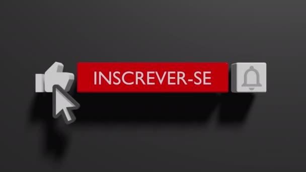Kliknutí myší na tlačítko zvonek a zapne upozornění. Youtube Animation. Přihlásit se portugalsky
