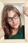Fényképek Portré a tanár, szemüveg