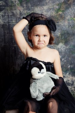Dark little princess