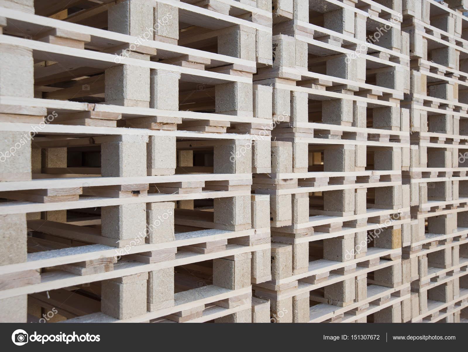 paletten stapeln — stockfoto © brothersart #151307672
