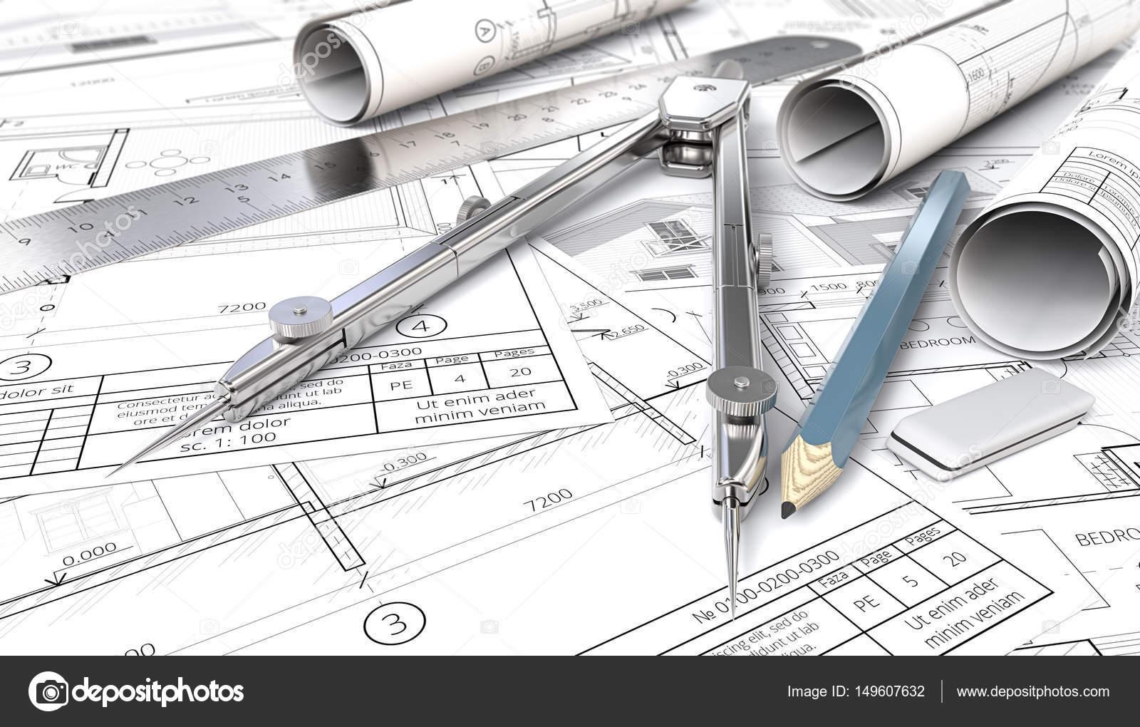 Desde el boceto hasta blueprint fotos de stock johanh 149607632 desde el boceto hasta blueprint fotos de stock malvernweather Image collections