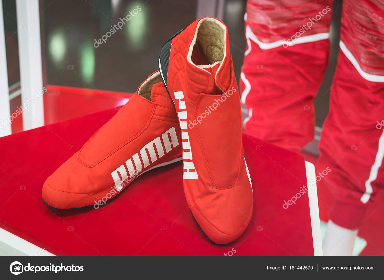 PUMA Racing shoes. 181442570