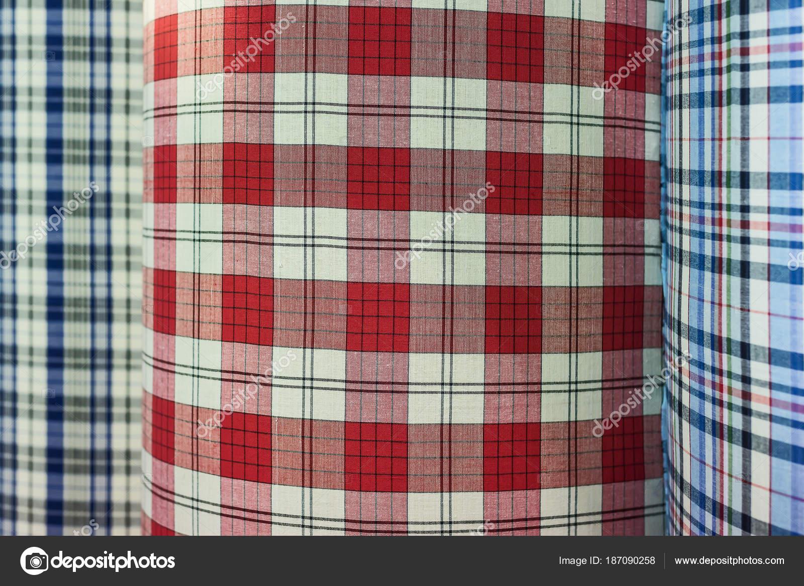 1314c92693 Abstrato, textura, textura xadrez de tecido, pano fundo, conceito de design  de moda — Foto de ...