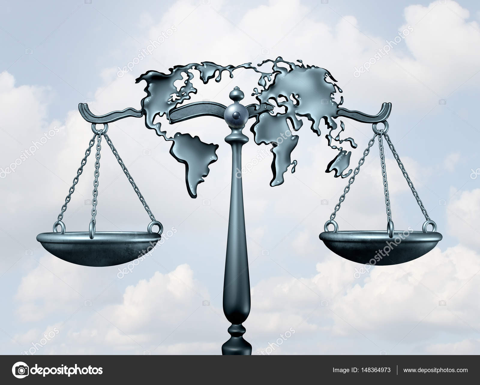 International Law Symbol — Sto...